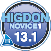 Hal Higdon's 1/2 Marathon - N1