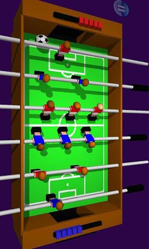 桌面足球機