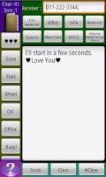 Screenshot of SMS Quick (1 sec. Sending)