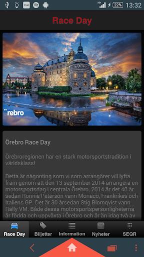 Örebro Race Day