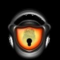 Fingerprint Scanner Lock icon