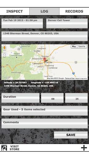 【免費生產應用App】SafeTrack-APP點子