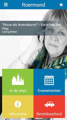 Roermond City App