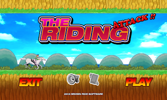 Screenshot of The Riding 2