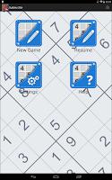 Screenshot of Sudoku 2Go Free