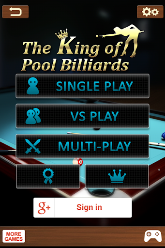 The king of Pool billiards for PC
