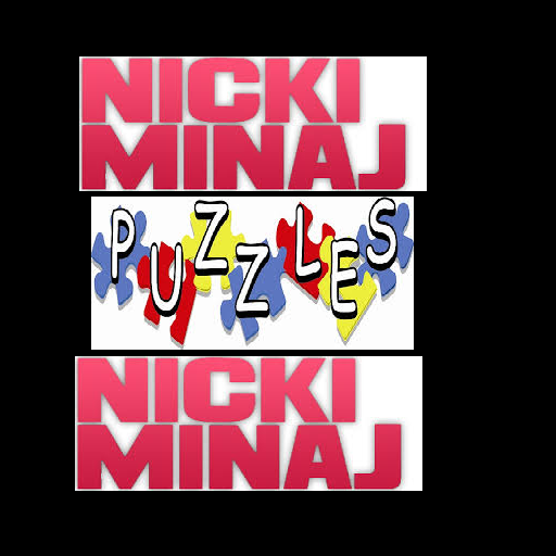 Nicki Minaj Puzzles LOGO-APP點子