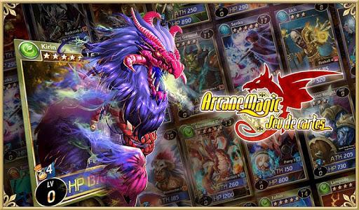 Arcane Magic - Jeu de cartes