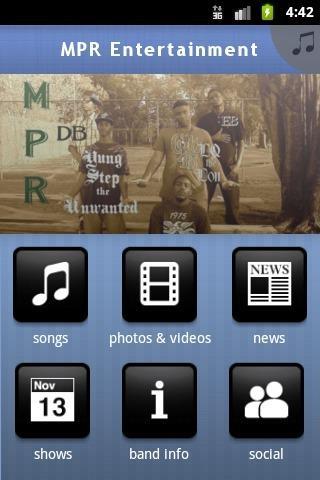 免費下載音樂APP|MPR Entertainment app開箱文|APP開箱王