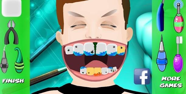 Emergency Dentist Games
