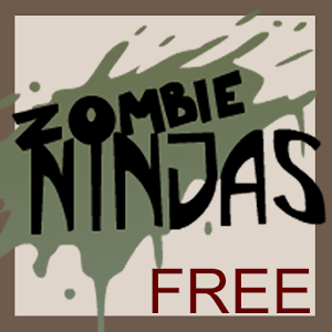 Zombie Ninjas Free for PC and MAC