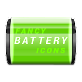 GSam Theme - Fancy Battery