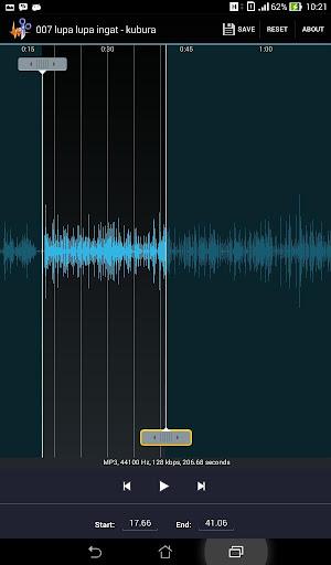 MP3 Ringtone Cutter
