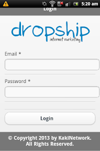 Dropship Internet Marketing screenshot 0