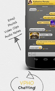 VPHO Free Calls, Video & Chat- screenshot thumbnail