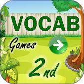Vocabulary Games Second Grade