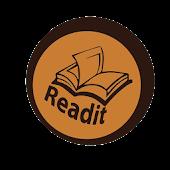 Readit - eBook Library