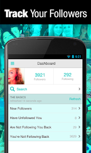 TrackGram: Instagram Followers