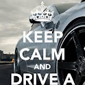 Keep Calm and love Cars