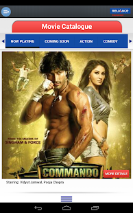 Reliance Entertainment- screenshot thumbnail
