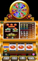 Screenshot of Mega Slot Pro HD for Tablet