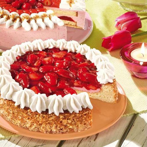 草莓蛋糕拼图 休閒 App LOGO-APP試玩