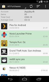 My Paid Apps Screenshot 1