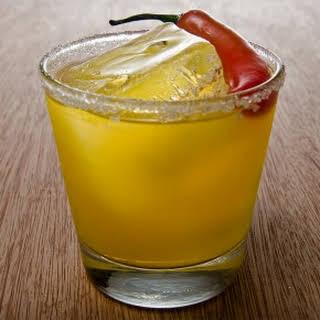 Spicy Grand Margarita.