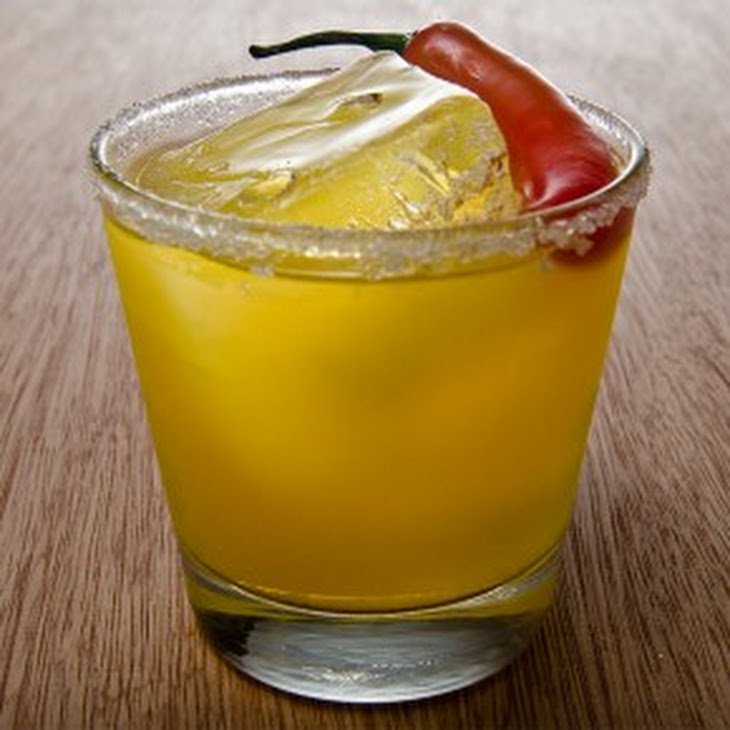 Spicy Grand Margarita Recipe