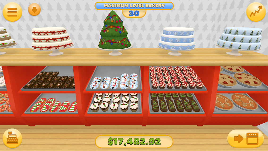TRY Baker Business 2 Christmas- screenshot