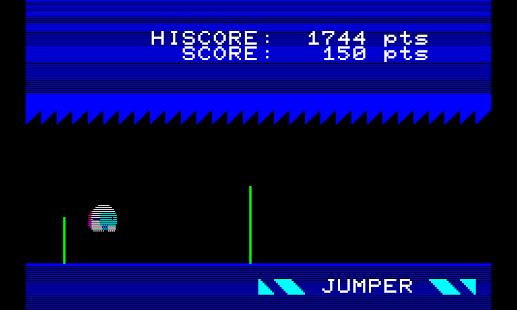 Jumper Classic- screenshot thumbnail