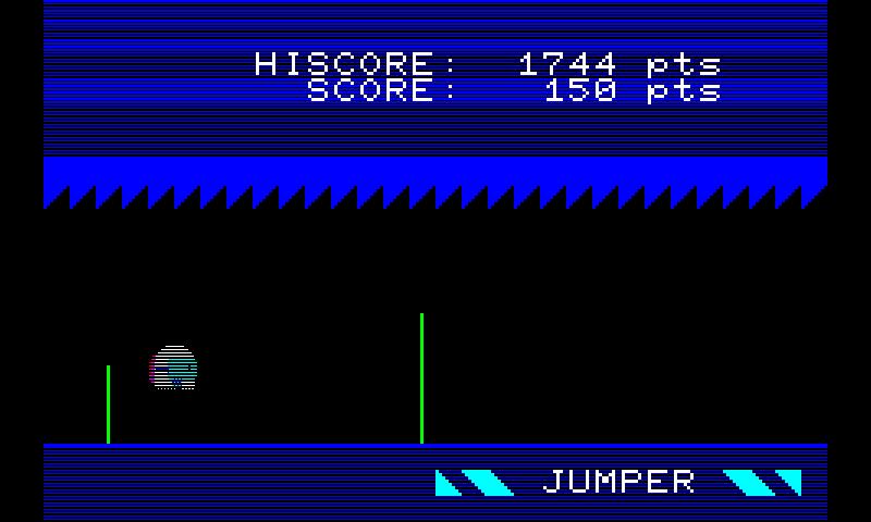 Jumper Classic- screenshot