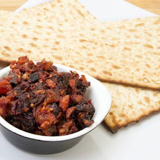Sephardic Style Haroset