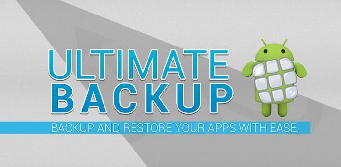 Ultimate Backup Pro