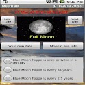 Moon pahse and more! Google TV logo