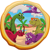 Dinosaurs World Puzzle Game