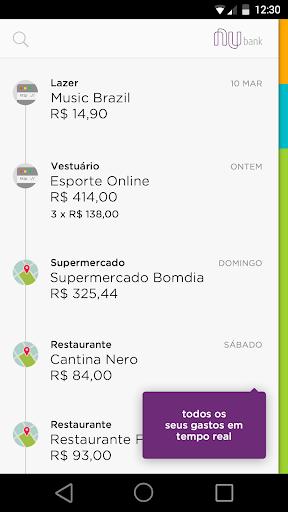 【免費財經App】Nubank-APP點子