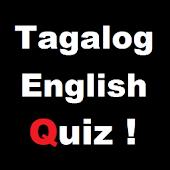 Tagalog English Quiz Ⅱ 【FREE】