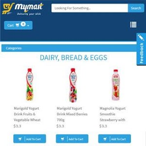 MyMart.sg - Online Grocery screenshot 0