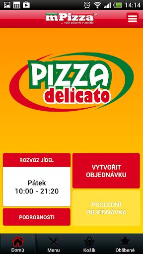 Pizza Delicato Praha