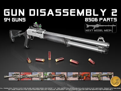 gun disassembly 2 all guns free