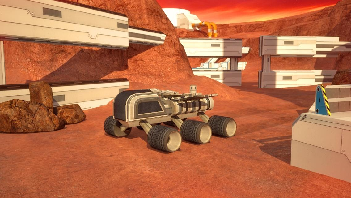 mars rover game apps - photo #38