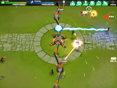 Tesla Wars - II - screenshot