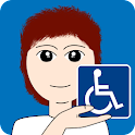 Virginia aide handicapés icon
