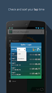 Ultimate Stopwatch and Timer v0.7.3