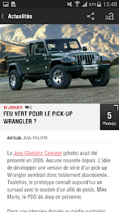 Auto Journal- screenshot thumbnail