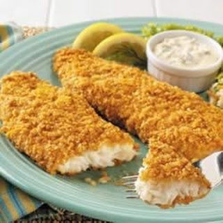 Crispy Lemon Fish Fillets Recipe