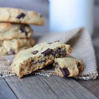 Real-Deal Chocolate Chip Cookies.