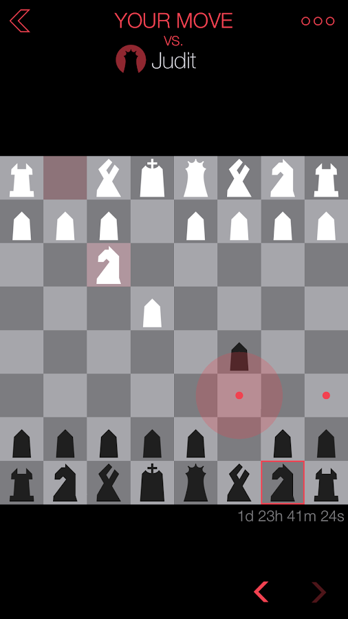 Chess Friends - Multiplayer- screenshot