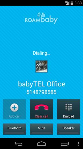 【免費通訊App】ROAMbaby by babyTEL-APP點子
